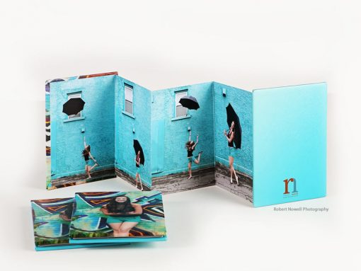 Accordion Brag Book