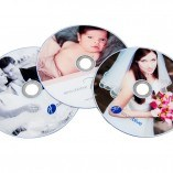 Printed DVD