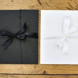 Portrait Cases with Ribbon